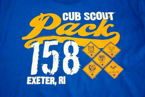 Public About Us - Cub Scout Pack 158 (Exeter, Rhode Island)